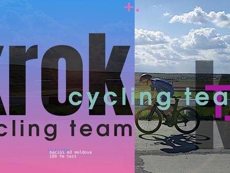 Команда велосипедистов Krok набирает участников. Как стать одним из них?