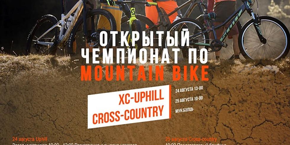 Открытый чемпионат по Mountain Bike