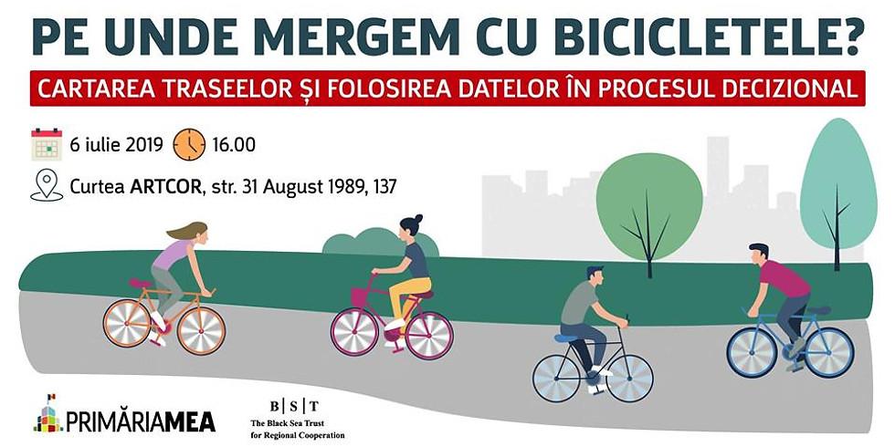 Pe unde mergem cu bicicletele?