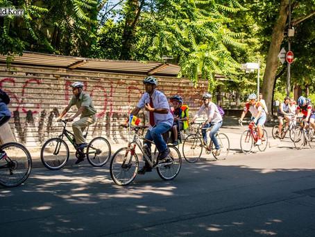 Всемирный день велосипеда - 3 июня