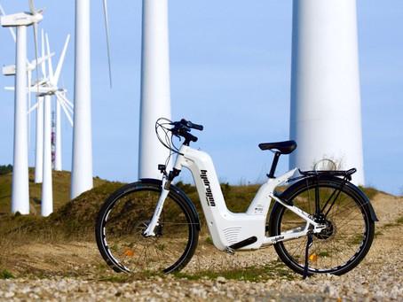 Alter Bike – водородный велосипед с увеличенным «пробегом»