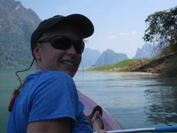 Kayaking, Thailand
