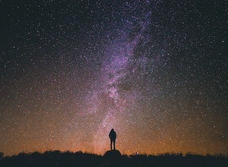 My Milky Way ah-ha moment