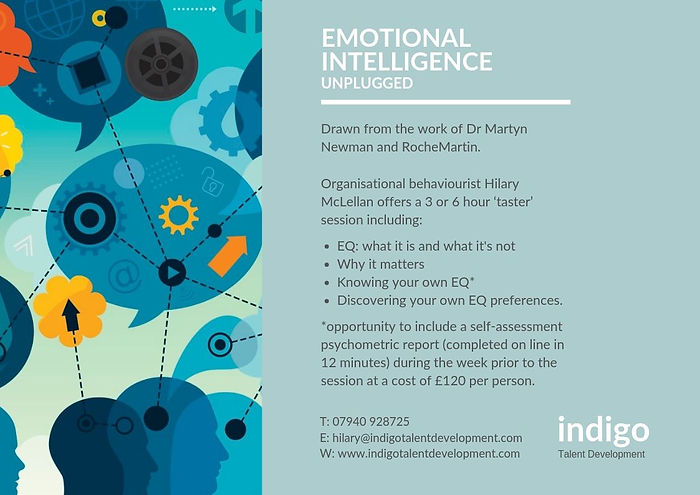 emotional intelligence flyer