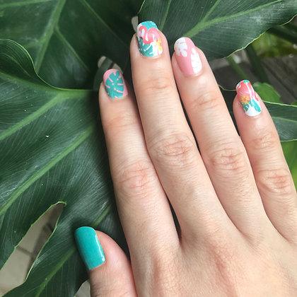 Kooku Nails - Designer Nail Wraps