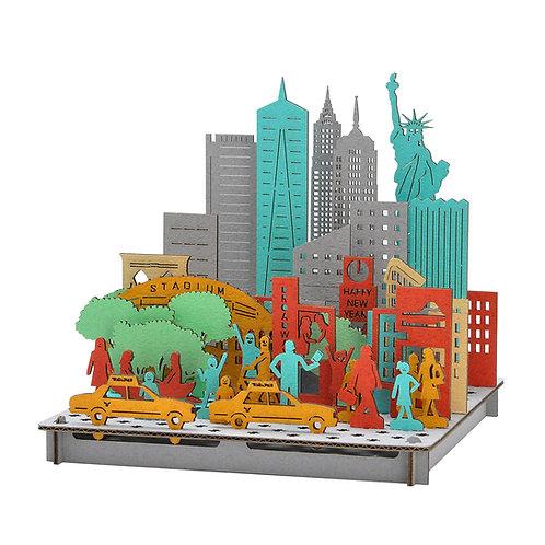 PUSU PUSU 2D - New York