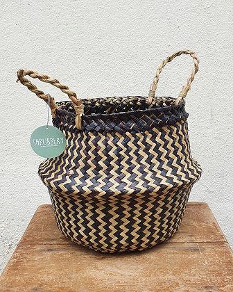 Seagrass Basket M