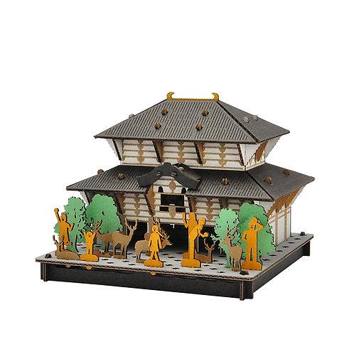 PUSU PUSU 3D - Great Buddha Of Nara