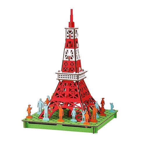 PUSU PUSU 3D -Tokyo Tower