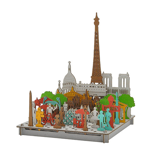 PUSU PUSU 2D - Paris