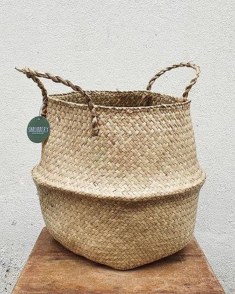 Seagrass Basket L