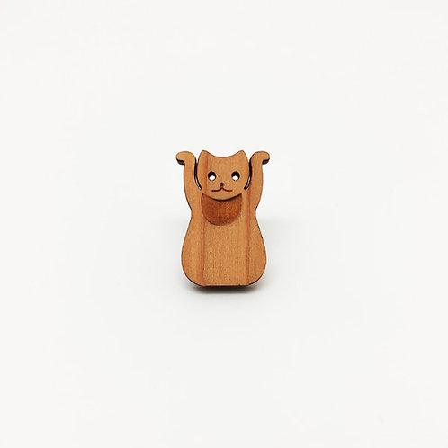 Pin Badge - Japanese Animal