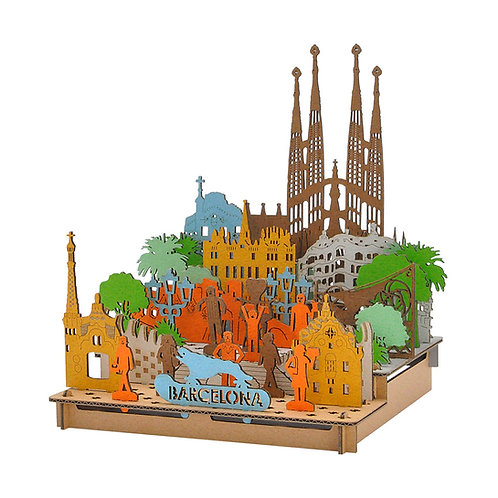 PUSU PUSU 2D - Barcelona
