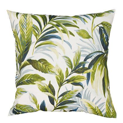 Cushion Cover (Jungle Blue)