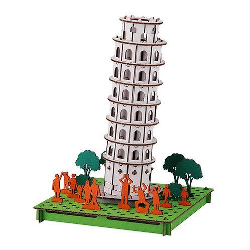 PUSU PUSU 3D - Torre Di Pisa
