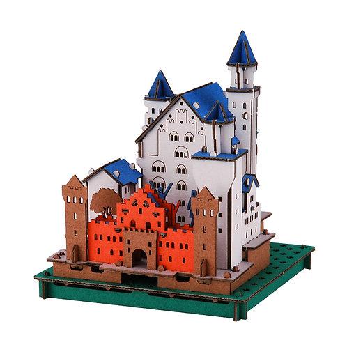 PUSU PUSU 3D - Schloss Neuschwanstein