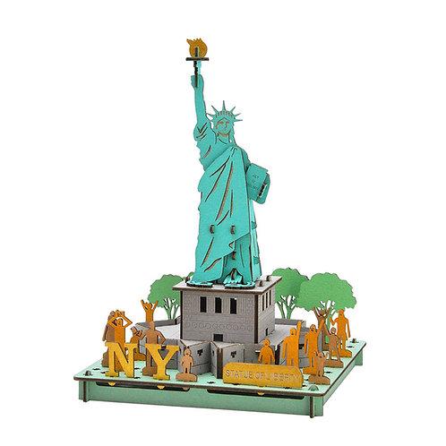 PUSU PUSU 3D - Statue Of Liberty