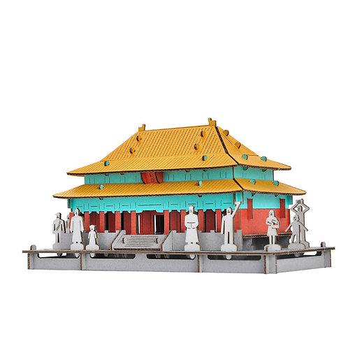 PUSU PUSU 3D - Forbidden City