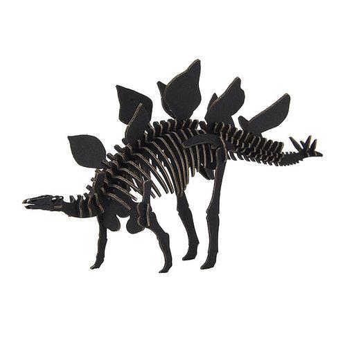DINO BLACK - Stegosaurus