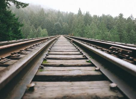 De trein richting wel-zijn?