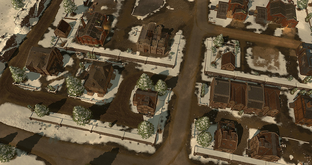 A sneak peek at the new Port of Rime, now officially a back-line logistics town.