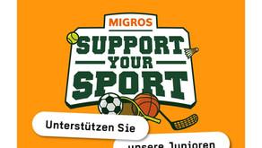 Unterstützen Sie unsere Junioren
