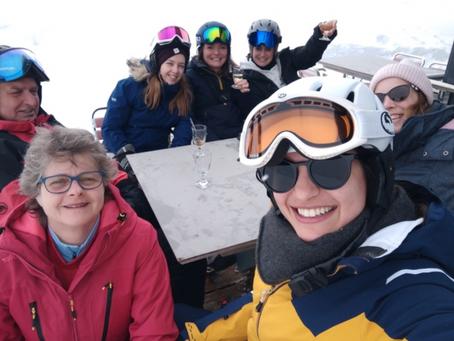 Skiweekend Frauen FCB 2020