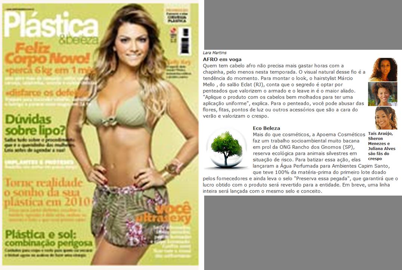 Plastica & Beleza Magazine