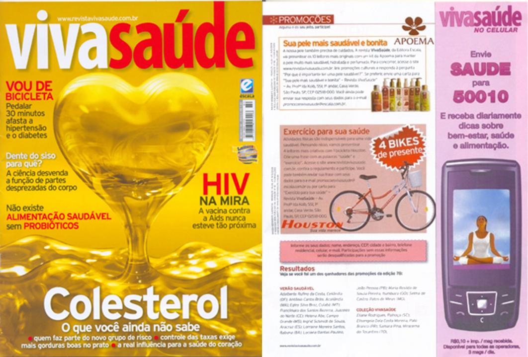 Viva Saúde Magazine