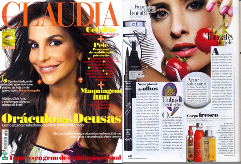 Claudia Magazine