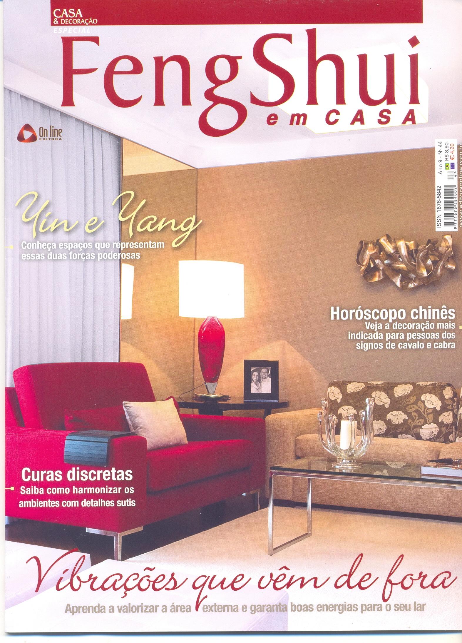 revista fengshui Magazine