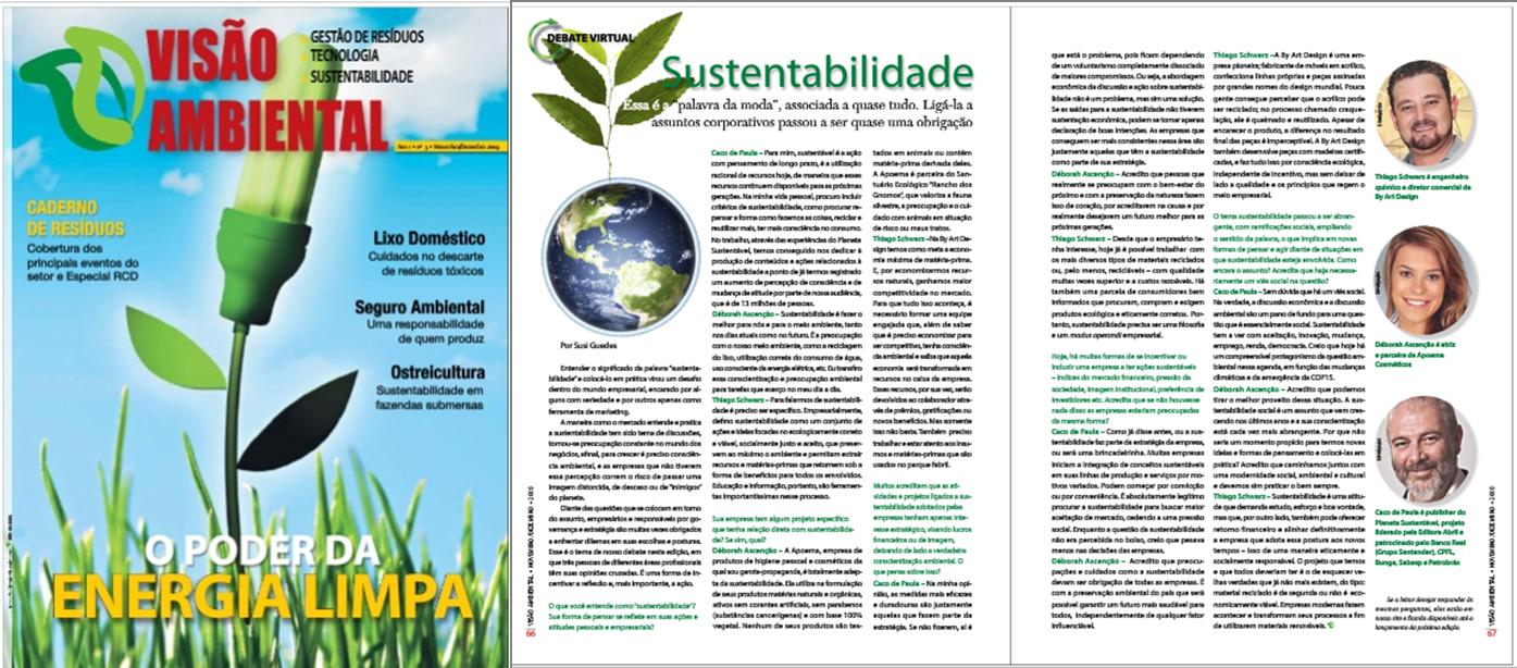 Visão Ambiental Magazine