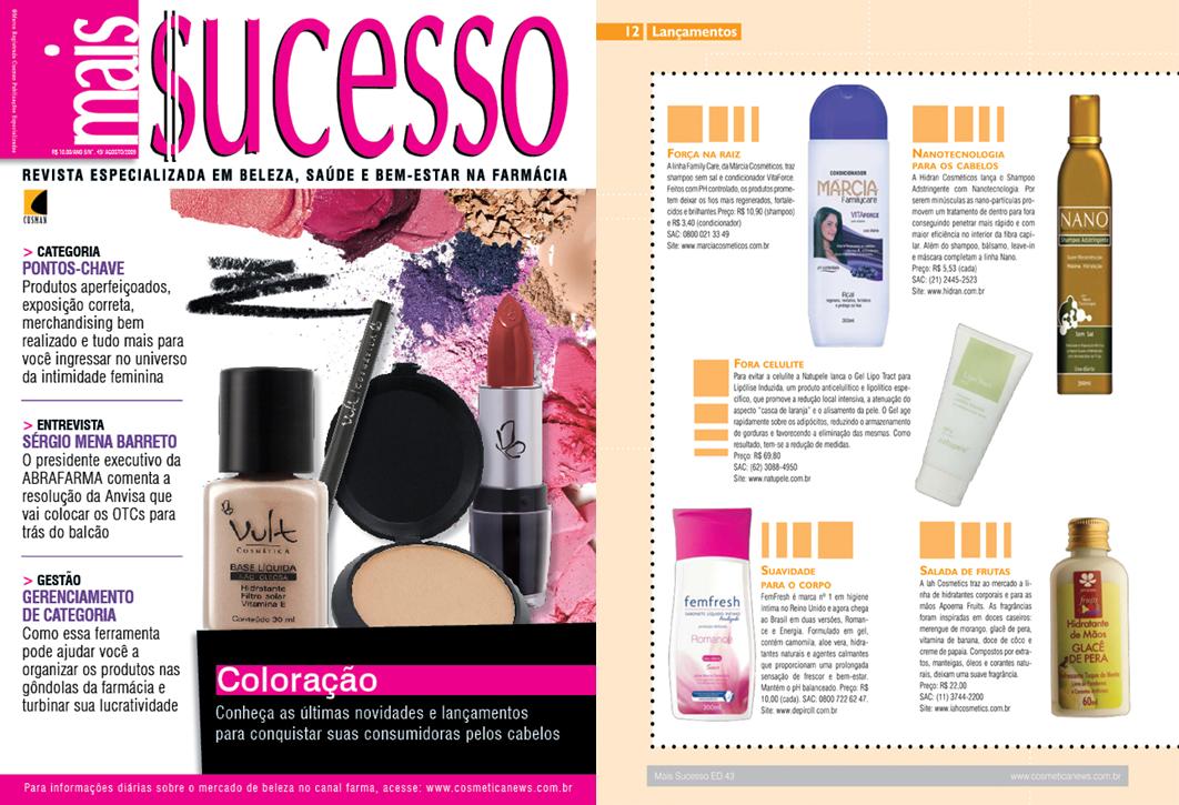Mais Sucesso Magazine