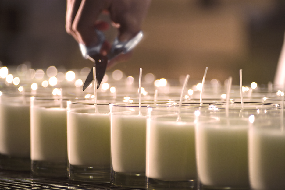 Candle & Diffuser Manufacturer in the UK