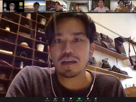 7月イベントレポート:海外で社会起業するには?カンボジアでレザー工房を営む社会起業家が勧める、20代の過ごし方
