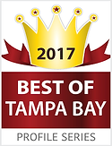 Best of Tampa Bay award