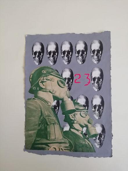 PLAGUE 23