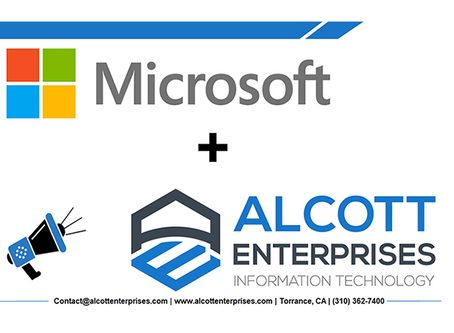 Microsoft Features Alcott Enterprises for Windows Autopilot and Deployment of the Modern Workplace