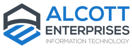 Alcott Enterprises Horizontal Logo