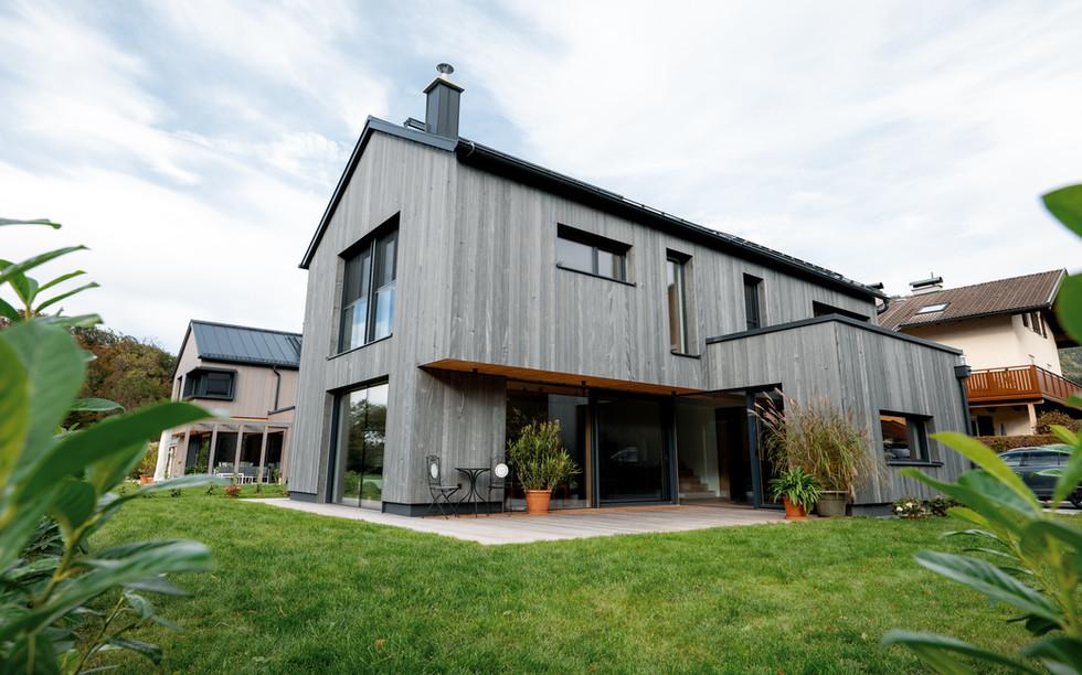 Kuchler Blockhaus Referenz - by artofsight