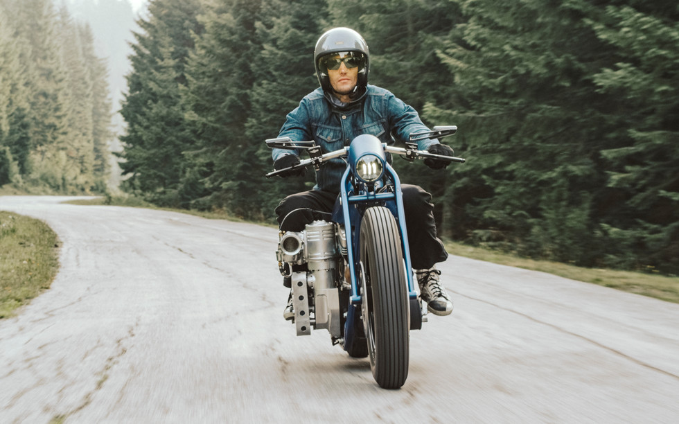ACE Motorcycles - Imagevideo