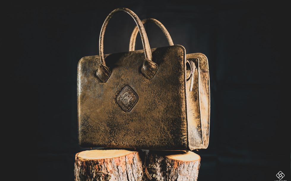 Federkiel Tasche