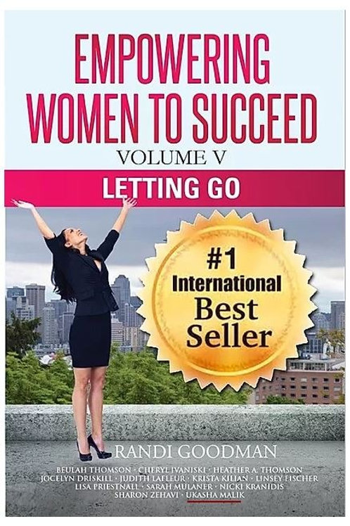 Book: Empowering Women To Succeed VOL:5 Letting Go