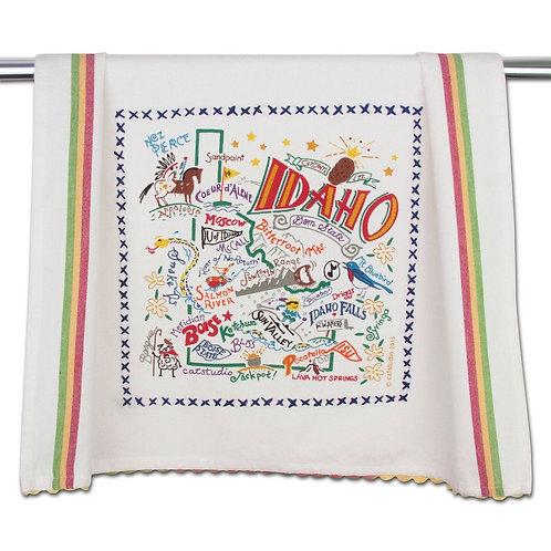 IDAHO DISH TOWEL