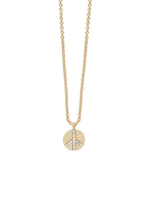 SEA LA VIE PEACE OF MIND NECKLACE