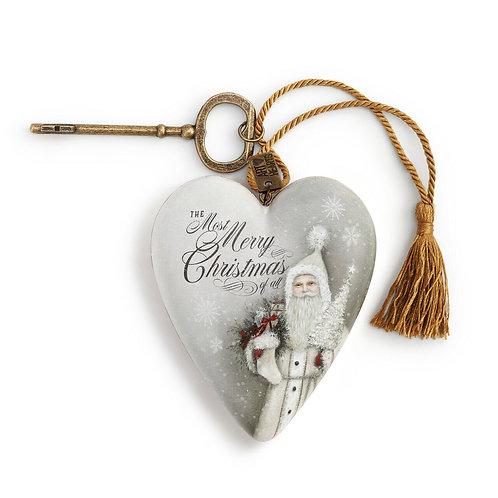 ART HEARTS - WHITE CHRISTMAS