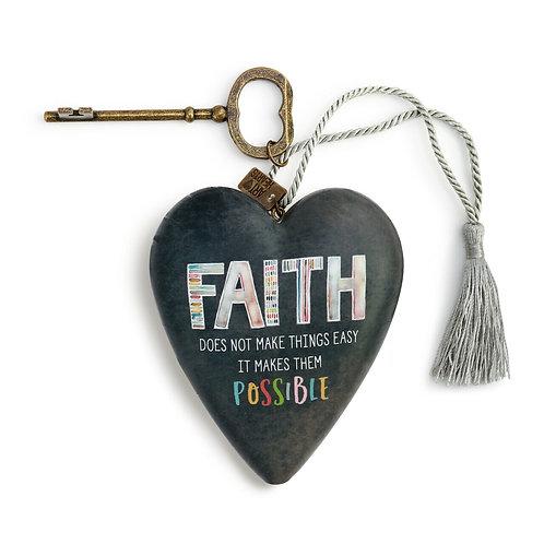 ART HEARTS -FAITH