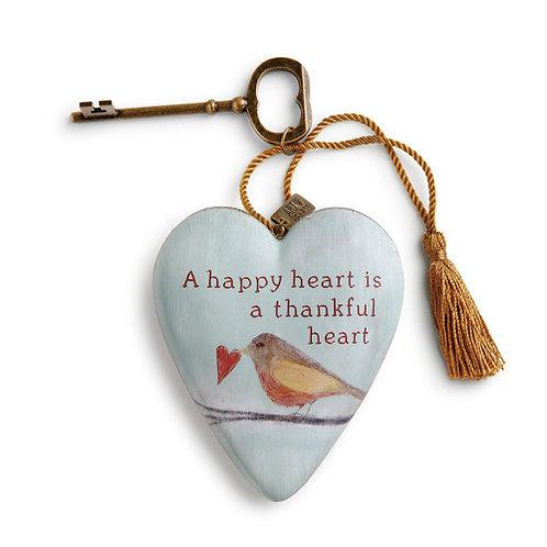 ART HEARTS - THANKFUL HEART