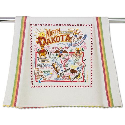 NORTH DAKOTA DISH TOWEL