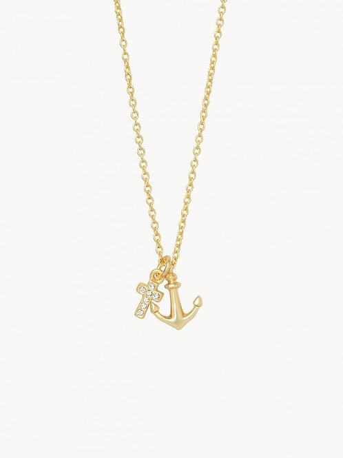 SEA LA VIE IT IS WELL NECKLACE